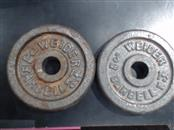 "2 3"" FREE WEIGHTS"